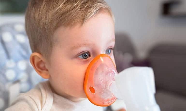 Bambino asmatico