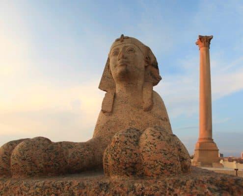 colonna di Alessandria