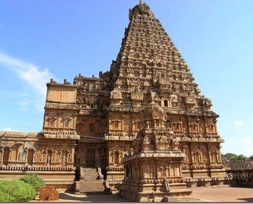 tempio di Brihadishwara