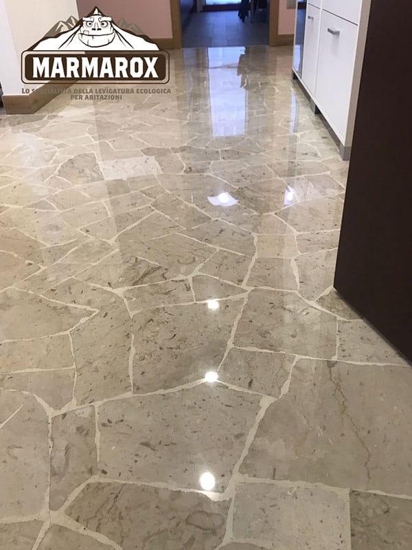 post levigatura marmo
